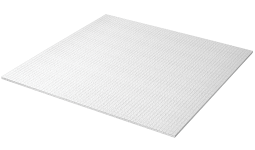 underlay barrier for underfloor heating
