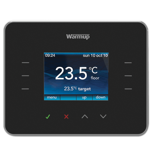 programmable thermostat category