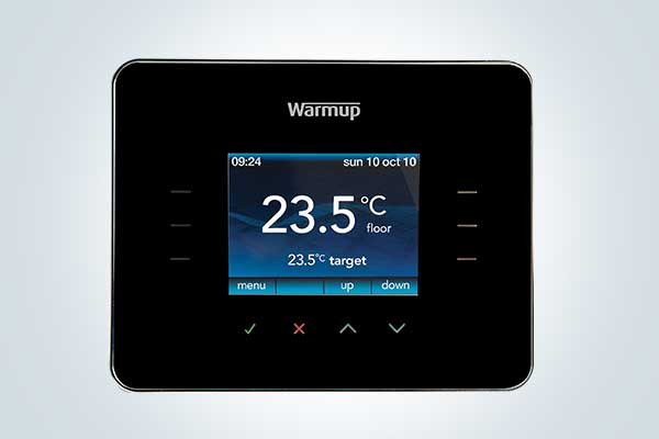 3iE programmable thermostat for underfloor heating