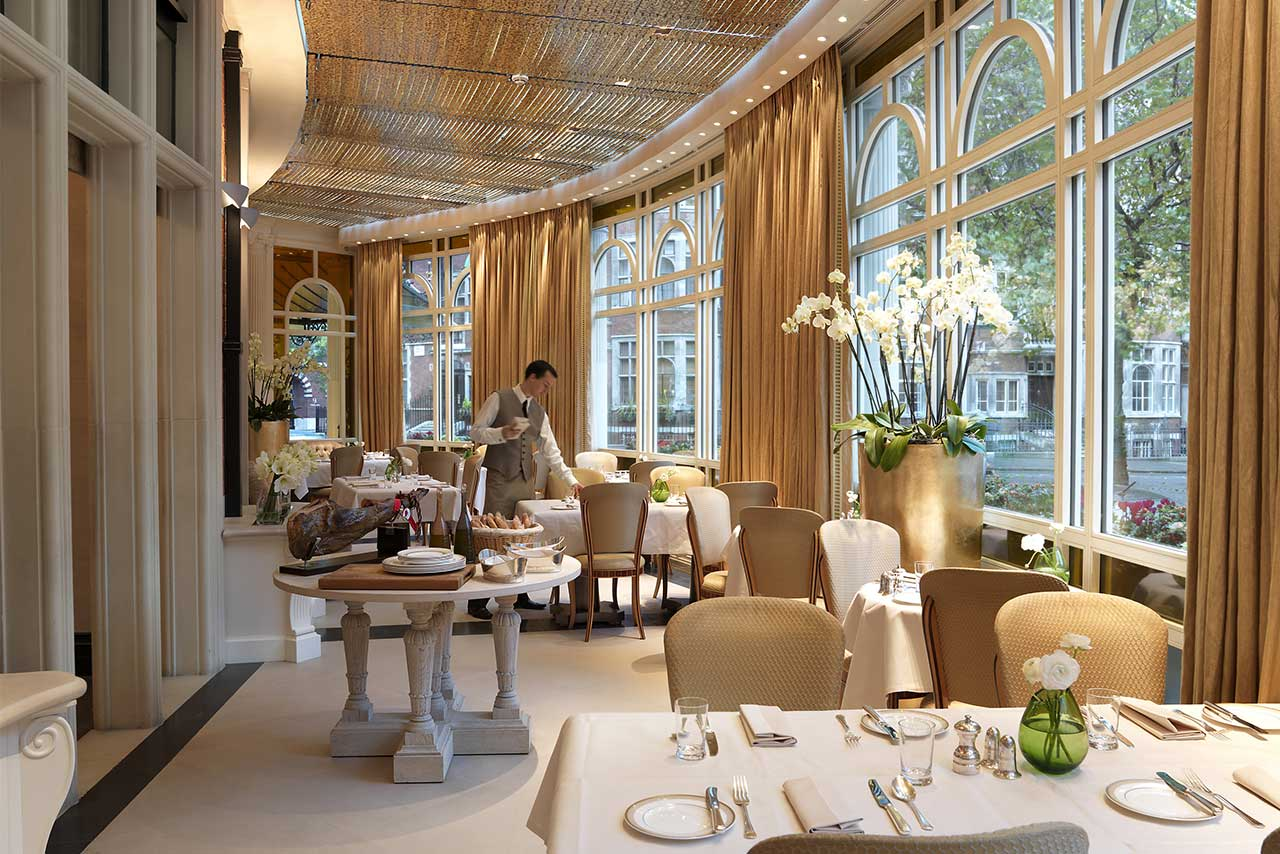 Connaught Hotel London Project Case Study Warmup