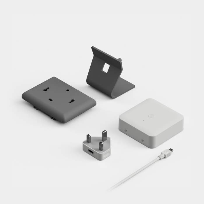 Kit accessory for 4iE Thermostat