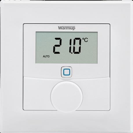 4iE smart thermostat forUnderfloor heating