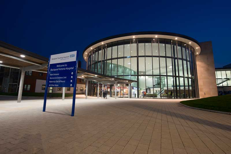The New Harbour Hospital Blackpool Project Case Study