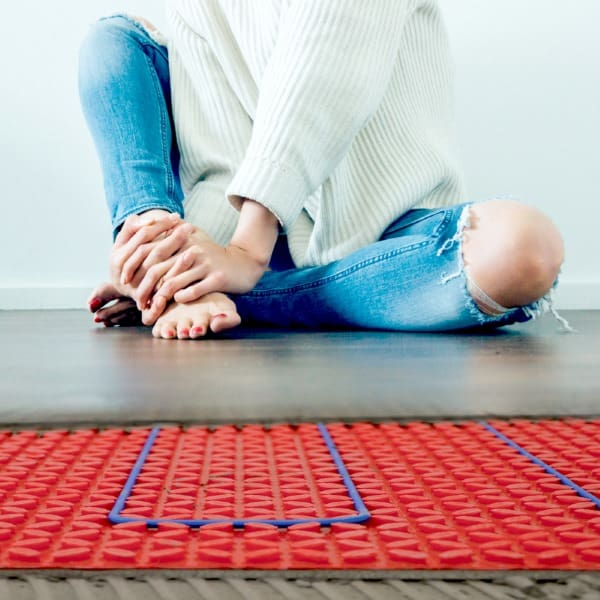 underfloor heating cables dcm-pro warmup