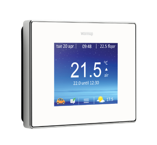 4iE Smart Thermostat for underfloor heating