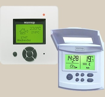 discontinued thermostats warmup